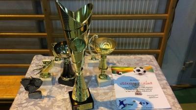 Halowy Turniej Piłki Nożnej o Puchar Wójta Gminy Sulików