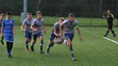 BKS Bydgoszcz - Lider Włocławek 1:0