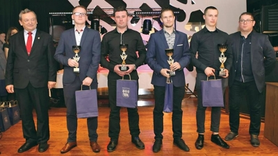 Michał Grzywna najpopularniejszym sportowcem