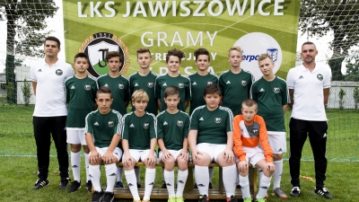 Zwycięstwo Trampkarzy 6:1 z drużyną Przeciszowa w ostatnim meczu . Gratulacje !!!