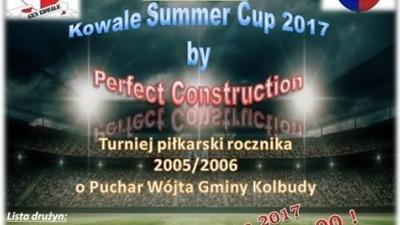 Turniej r. 2005 na boisku w Kowalach