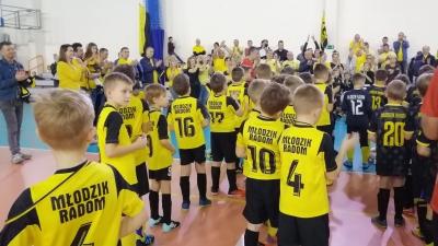 Świetny MŁODZIK CUP dla rocznika 2011 !