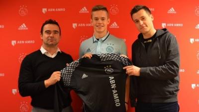 Mateusz Górski podpisał kontrakt z Ajaxem Amsterdam!