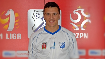 Maciej Załęcki zawodnikiem MKS-u