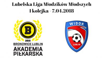 Kadra na mecz z AP Bronowice - Liga Lubelska