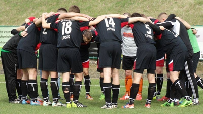 Pierwszy mecz w Lipsku