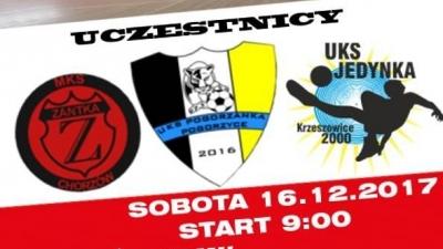Eliminacje Mistrzostw Polski Kobiet U18 Futsal
