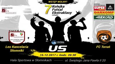 Ostatni akord roku! Mecz z FC Toruń
