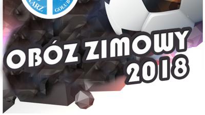 Obóz zimowy KS Piłkarz 2018 - zapraszamy do zapisów