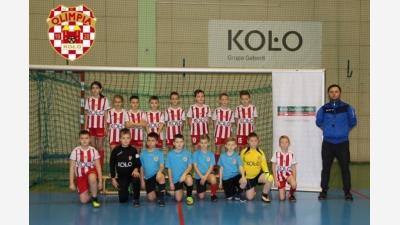 ROCZNIK 2009: Debiutancka runda żaków Olimpii Koło