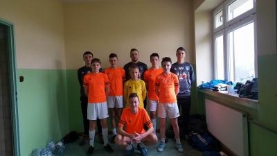 """XVII Powiatory Turniej Halowy Piłki Nożnej Trampkarzy """"Herkulers Cup 2017"""""""
