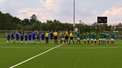 Zwycięstwo 6:2 z MOSiR Lubartów na otwarcie sezonu 2018/2019