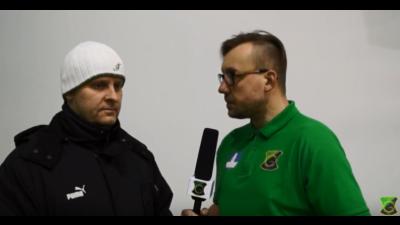 Wywiad z trenerem Wojciechem Osyrą w okresie przygotowawczym