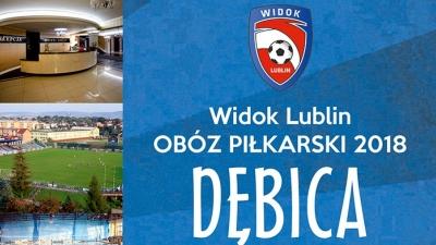 Obóz sportowy w Dębicy - 6-12.08.2018