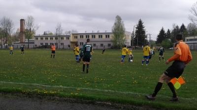 Wysokie zwycięstwo trampkarzy z LKS Kobylanka.