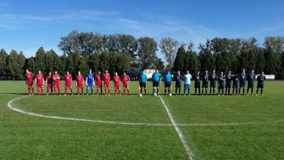 Victoria Cisek - Orzeł Źlinice 0:2(0:2) Liga Okręgowa