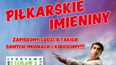 """Turniej """"Piłkarskie Imieniny"""""""