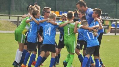 Wygrywamy kolejny turniej !!! 1 miejsce w ŁĄCCY CUP U-12