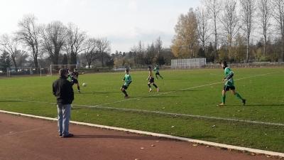 Juniorzy przegrali z Nysą Kłodzko.