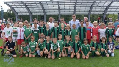 Młodzi Piłkarze vs Łukasz Piszczek