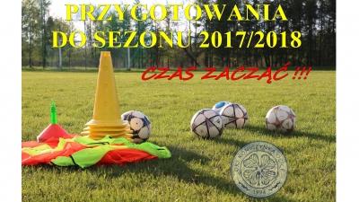 Przygotowania do sezonu 2017/2018... czas zacząć!