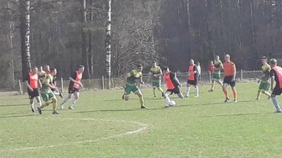 GKS Szczytno - KS Euro-Car Wrzesina 5:0 (1:0)
