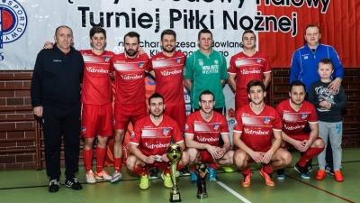 Unia/Drobex najlepsza w turnieju w Bydgoszczy!