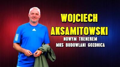 Aksamitowski szkoleniowcem MKS-u