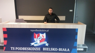 Pracowita zima trenerów, staż trenerski Patryka Pindla.