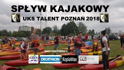 SPŁYW KAJAKOWY 2018 - ostatnie wolne kajaki !!!