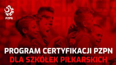 Certyfikacja PZPN - prosimy o rejestrację zawodników