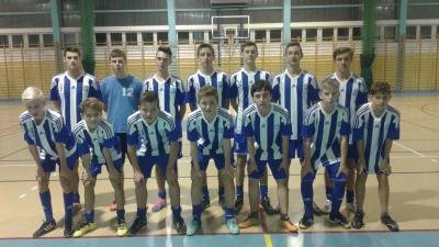 Juniorzy zostają w II lidze.