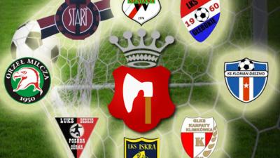 Puchar Burmistrza Gminy Rymanów w piłce nożnej