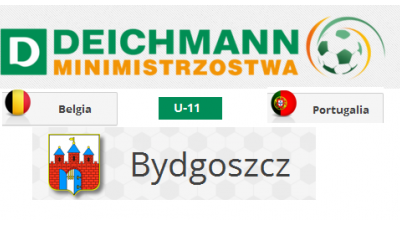 Deichmann U11 Portugalia i Belgia - 21.05.2017