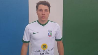 Transfery! Oficjalnie: Yaroslav Bakhmach w Kietrzu.