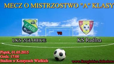 Hit XX kolejki na stadionie w Koszycach Wielkich :)