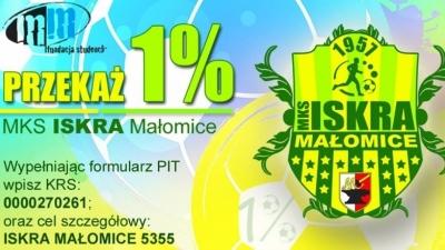 Pomóż żółto-zielonym. Przekaż 1% podatku!