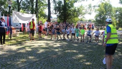 Wyniki dzieci i młodzieży - IV Rekreacyjny Bieg Zamkowy 9 czerwca 2019
