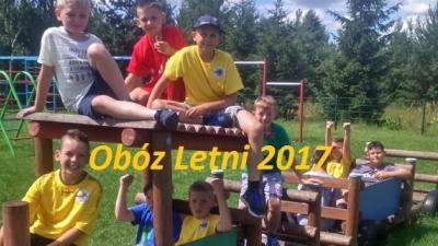 Obóz Letni 2017