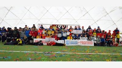 Profbud Liga - I runda