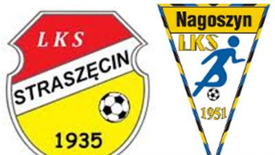 Straszęcin - Nagoszyn sobota 22.09.  godz,  16.00