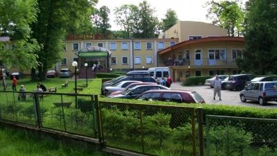 Obóz Sportowo-Rekreacyjny w Pokrzywnej