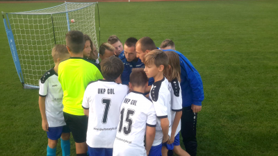 Historyczne zwycięstwo w lidze młodzika