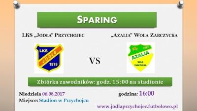 """Sparing - """"Azalia"""" Wola Zarczycka"""