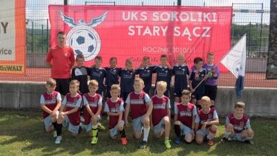 Sokoliki 2010 i 2011 zaczynają treningi!
