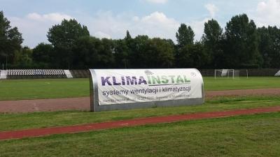 Firma KLIMAINSTAL nadal z  CKS CZELADŹ