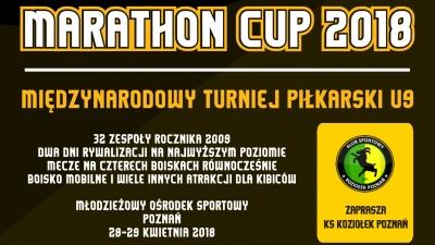 Marathon Cup! losowanie...