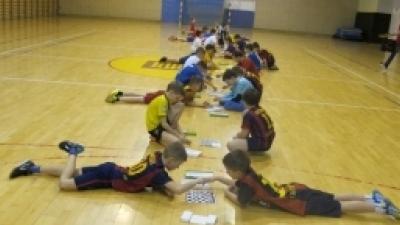 Biwak sportowy- program