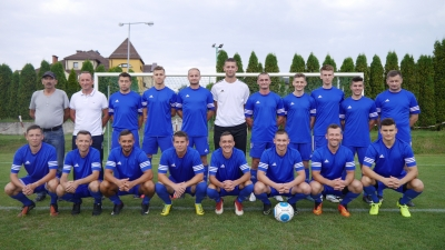 Zwycięstwo z Sokołem 2-0.