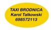Taxi Brodnica Karol Talkowski